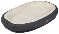 Voksi Babynest Care Dark Grey