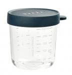 Beaba Portion Glas Dark Blue 250ml