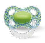 Bibi Fopspeen Natural Wild Baby Green 0-6mnd