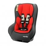 Nania Eco Maxim SP Shadow Grey Inclusief Custo Insert Red