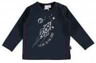 Babylook T-Shirt Rocket Navy
