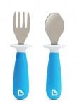 Munchkin Raise Fork & Spoon Set