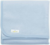Little Lemonade Deken Baby Blue