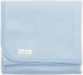 Little Lemonade Deken Baby Blue 100 x 150 cm
