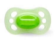 Bibi Fopspeen Natural Newborn Groen 0-2mnd