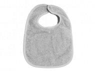 Babydump Collectie Slabber Grey Met Drukker