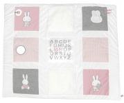 Tiamo Nijntje Roze Babyrib 9-vlaks Boxkleed