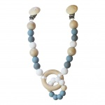 Chewies & More Wagenspanner Deep Blue/Dusty Blue/Marble