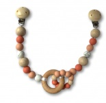 Chewies & More Wagenspanner Coral/Marble/Peach