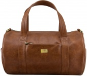 Isoki Kingston Duffle Redwood