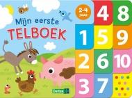 Deltas Mijn Eerste Telboek (2-4j.)