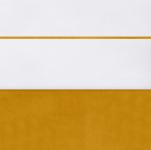 Jollein Ledikantlaken Velvet Mustard 120 x 150 cm