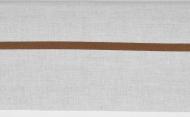 Meyco Ledikantlaken Bies Camel 100 x 150 cm