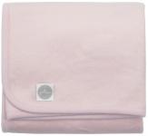 Jollein Ledikantdeken Soft Pink 100 x 150 cm