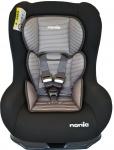 Nania Eco Maxim SP Shadow Black Inclusief Custo Insert Tech Grey