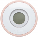 Luma Thermometer Bad Digitaal Cloud Pink