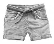 Babylook Short Washed Grey