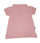 Babylook Polo Powder Pink