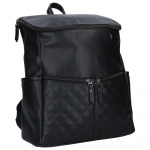 Kidzroom Diaperbackpack Go Out Black