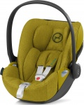 Cybex Cloud Z i-Size Plus Mustard Yellow/Yellow