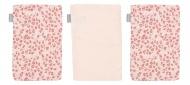Bébé-Jou Washand Leopard Pink 3-Pack