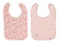 Bébé-Jou Slab Set Leopard Pink (2 stuks)