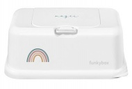 Funkybox White Rainbow