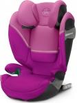 Cybex Solution S i-Fix Magnolia Pink/Purple