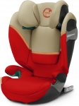 Cybex Solution S i-Fix Autumn Gold/Burnt Red