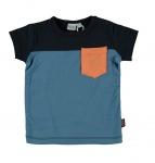 Babylook T-Shirt Korte Mouw Riviera