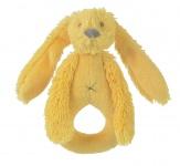 Happy Horse Rabbit Richie Rattle Yellow 18 cm