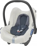 Maxi-Cosi Autostoelhoes Zomer Fresh Ecru Pebble Plus/Rock/Cabrio Fix/Citi 2