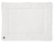 Jollein Boxkleed River Knit Cream White 80 x 100 cm