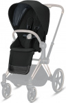 Cybex Priam Seat Pack Deep Black/Black