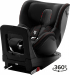 Römer Premium Dualfix M i-Size Cool Flow - Black
