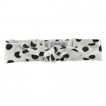 BESS Haarband Dots White