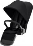 Cybex Gazelle S Extra Seat Unit BLK Deep Black/Black Voor Duo/Twin