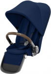 Cybex Gazelle S Extra Seat Unit TPE Navy Blue/Navy Blue Voor Duo/Twin