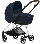 Cybex Mios Combi Chrome Brown/Chrome Nautical Blue/Navy Blue