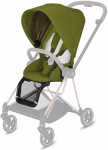 Cybex Mios Seat Pack Khaki Green/Khaki Brown