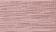 Cottonbaby Wieglaken Soft Oudroze  75 x 90 cm