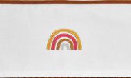 Meyco Wieglaken Rainbow Camel  75 x 100 cm