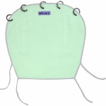 Dooky Reversible Mint / Grey