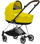 Cybex Mios Combi Chrome Brown/Chrome Mustard Yellow/Yellow