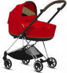 Cybex Mios Combi Chrome Brown/Chrome Autumn Gold/Burnt Red