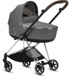 Cybex Mios Combi Chrome Brown/Chrome Soho Grey/Mid Grey