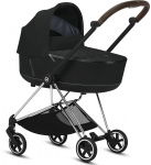 Cybex Mios Combi Chrome Brown/Chrome Deep Black/Black