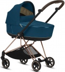Cybex Mios Combi Rosegold/Rosegold Mountain Blue/Turquoise