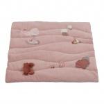 Little Dutch Boxkleed Ocean Pink  85 x 100 cm