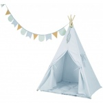Little Dutch Wigwam Blauw